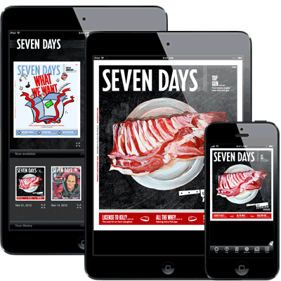 Seven Days for iPad/iPhone